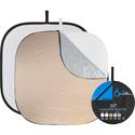 Westcott 52 Inch 6-in-1 Reflector  Kit