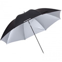 Westcott 3625 45-Inch Silver-Black Umbrella
