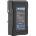 Westcott 7583 Flex Cine 26V Lithium-Ion Battery