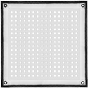 Westcott 7595 Flex Cine Daylight Flexible LED Mat Panel Light Fixture - 1 x 1 Foot