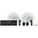 WILLIAMS AV AP-SY1 BluePOD Conference Mate Bundle with 2 x 6.5 Inch Speakers and 2 x Boundary Mics