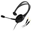 WILLIAMS AV MIC 044 2P Noise-Cancelling 2-Plug Headset Mic