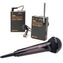 Azden WMS-PRO Camera Mount Wireless Microphone Combo System