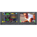 Wohler MPEG-4290 Dual 9 Inch LCD Video Monitor - MPEG TS Monitoring & Analysis