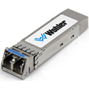 Wohler SFP-SSMF 3G/HD/SD-SDI/ASI Video Optical Fiber Transceiver Single-Mode LC SFP Module w/ Software Activation Key