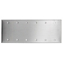 My Custom Shop WP6000 6-Gang Stainless Steel Wall Plate