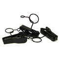 WindTech TC-3 Lavalier/Lapel Mic Tie Clip - 3 Pack