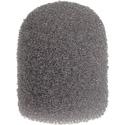 WindTech 1100 Series 1100-01 Small Size Foam Ball Windscreen 1/4 inch Grey