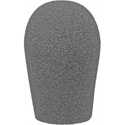 WindTech 1200 Series 1200-01 Medium Size Foam Windscreen Teardrop 3/4in Grey
