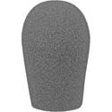 WindTech 1200 Series 1200-01 Medium Size Foam Windscreen Teardrop 3/4in Grey