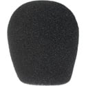 WindTech 300 Series Foam Ball Windscreen 300-12 1-3/8in Sphere Black