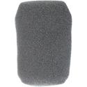 WindTech 5700 series Medium Sized Foam Windscreen 5700-01 1in Grey