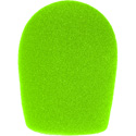 WindTech 600 series Medium Sized Foam Windscreen 600-22 1in Sphere - Neon Green