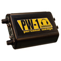 Whirlwind PW-1 Personal Wedge Headphone Amplifier - Stereo XLR and 3.5mm TRS Line In