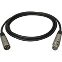 Connectronics Premium Quality XLR Male-XLR Female Audio Cable 6Ft