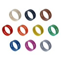 Neutrik XXR-2 Colored Coding Rings for XX Series Connectors - Red