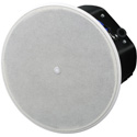 Yamaha VXC6W (Pair) 6 Inch 2-Way Ceiling Speakers - White