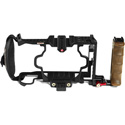 Zacuto Z-BM4KCB Blackmagic 4K Pocket Cinema Camera Basic Cage