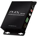 Zigen ZIG-RAE 18G HDMI Repeater and Audio Extractor