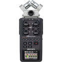 ZOOM H6 Handy Digital Audio Recorder with Interchangeable Mic Capsules - Classic