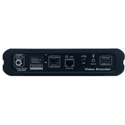 ZeeVee Z4KENCFXS-NA ZyPer4K-XS Uncompressed 4K Fiber Encoder