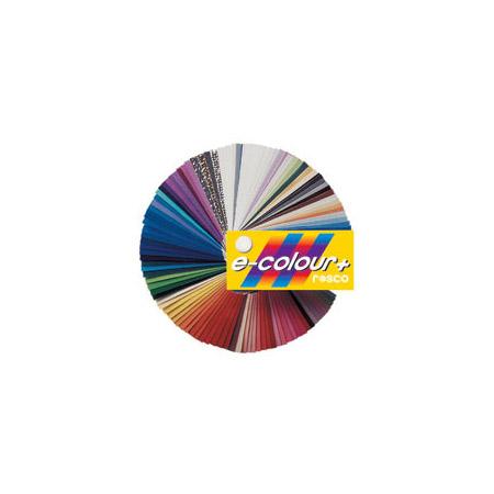Rosco E-Colour #206: 1/4 CT Orange (48inx25ft Roll)