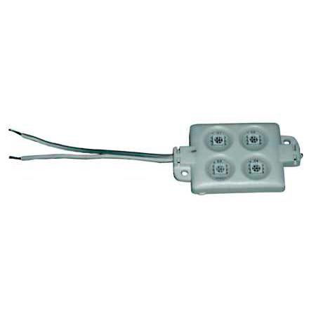 4 LED DC12V Light Module - Warm White