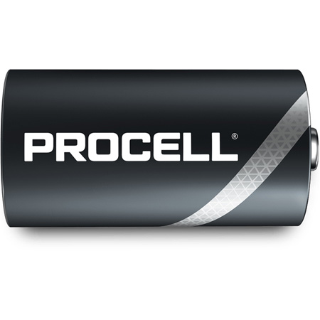 Duracell PC1300 ProCell D Batteries - 12 Pack