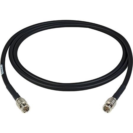 Laird 12GSDI-B-B-125 12G-SDI 4K UHD Video Coax BNC Cable - 125 Foot