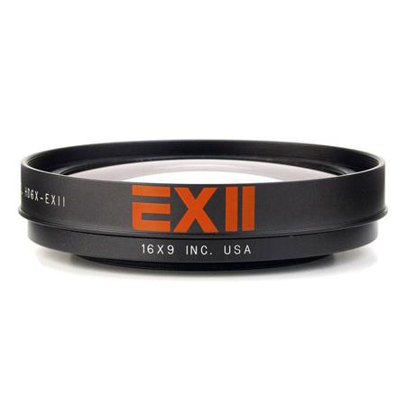 16x9 169-HDWA6X-82 EXII 0.6X Wide Attachment - 82mm Thread Mount