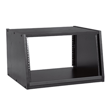 6 Space Slim 2M Desktop Turret Rack