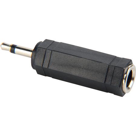 3.5mm Phone Male-1/4 Phone Female Audio Adapter