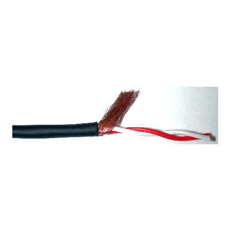 Mogami W2697 Miniature Balanced Cable Black PER FOOT