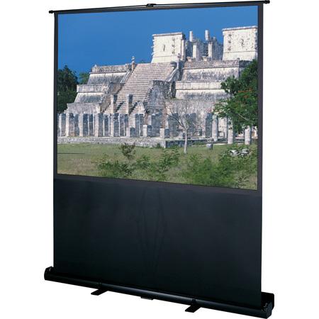 Da-Lite 33033 80in Diagonal Deluxe Insta-Theater Screen Video Format