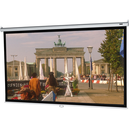Da-Lite 40184 Model B 60x60 Matte White Projection Screen