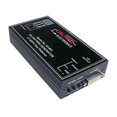 Calrad 40-883 HDTV Digital Test Pattern Generator