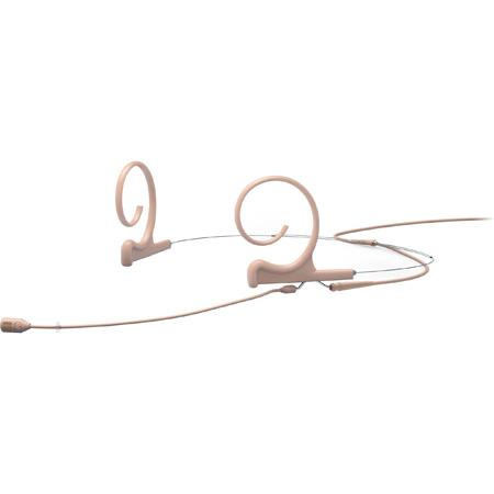 DPA 4288-DC-F-F10-MH Microphones d:fine Core 4288 Directional Flex Headset Mic - 100mm Boom with TA4F (Beige)