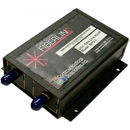 Artel FiberLink 5012-3 1310nm Multimode 2 Fibers Box with ST Connectors - Transceiver