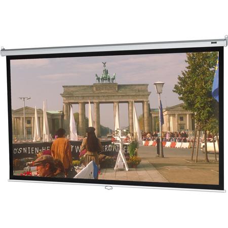 Da-Lite 74653 Model B Video 120 Inch Diagonal Matte White Projection Screen