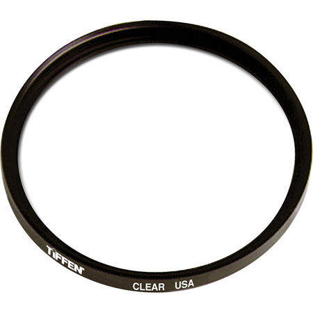 Tiffen 77CLRUN 77MM Uncoated Clear Uncoated Filter