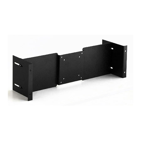 Winsted 92186 Black LCD Video Monitor Flat Screen Rackmount Bracket