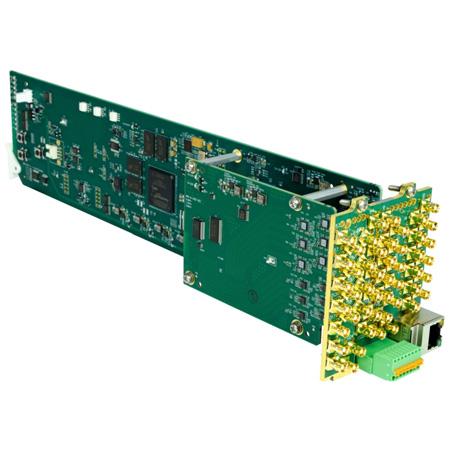 Cobalt 9942-RTR-12x12-12G openGear 12G/3G/HD/SD-SDI / ASI / MADI 12x12 Router