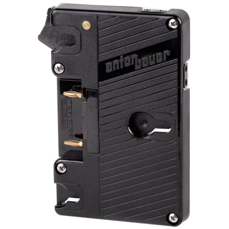 Anton Bauer 8075-0286 Gold Mount Battery Bracket (Dual P-Tap)