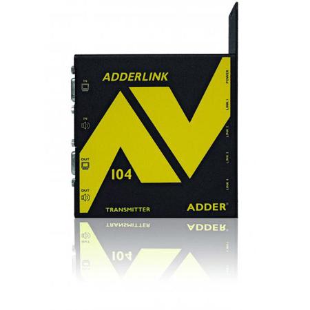 Adder ALAV104T-US Link AV104T VGA Video & Audio - Transmitter