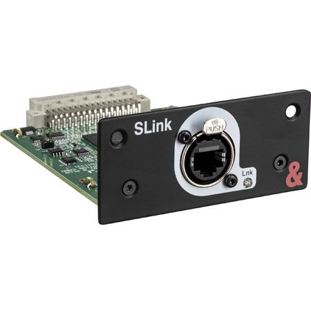 Allen & Heath AH-M-SQ-SLINK-A SQ SLink Audio Interface Module for SQ Series Mixers