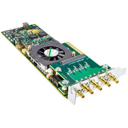 AJA Corvid 88 S 8-Channel 3G-SDI I/O PCIe Card (Low Profile)