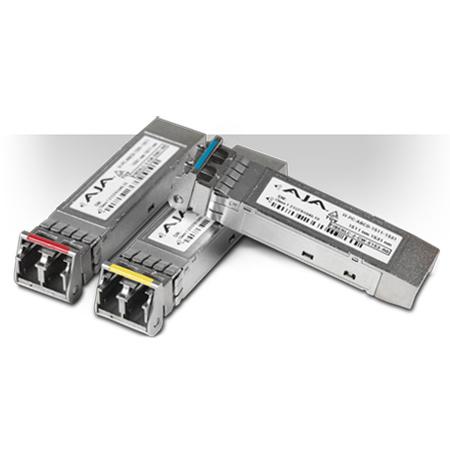 AJA FIBERLC-2TX-12G  2-Channel 12G-SDI Single Mode LC Fiber Transmitter Module