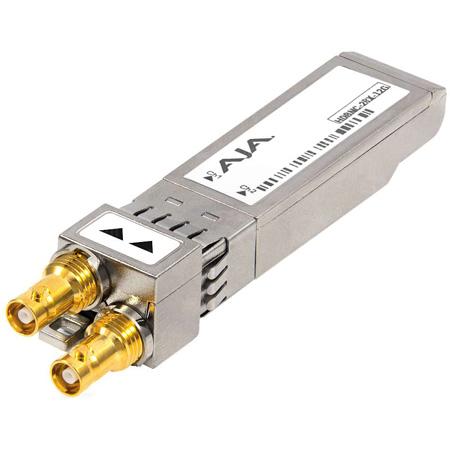 AJA HDBNC-2RX-12G 12G/6G-SDI Dual Coax HD-BNC Receiver Module