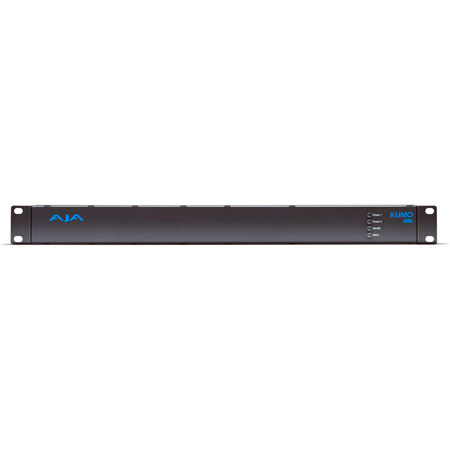 AJA KUMO 1616 16x16 Compact SDI Router with 1 Power Supply