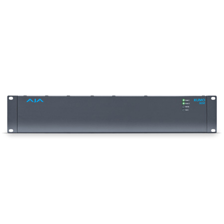 AJA KUMO 3232 32x32 Compact SDI Router with 1 Power Supply